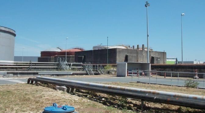 La Rochelle : Envirocat Atlantique stocke 5000 tonnes de méthanol dans des cuves à doubles parois