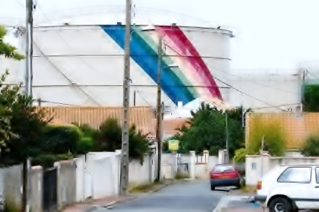 La Rochelle : pollution aux hydrocarbures sur le site Picoty
