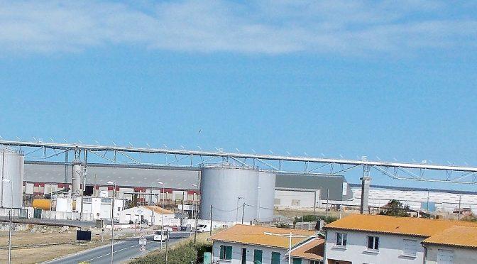 Des pistes pour éteindre les nuisances du «grainoduc»